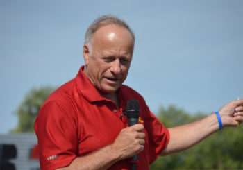 Steve King Suggests Some Additions To Donald Trump's Wall