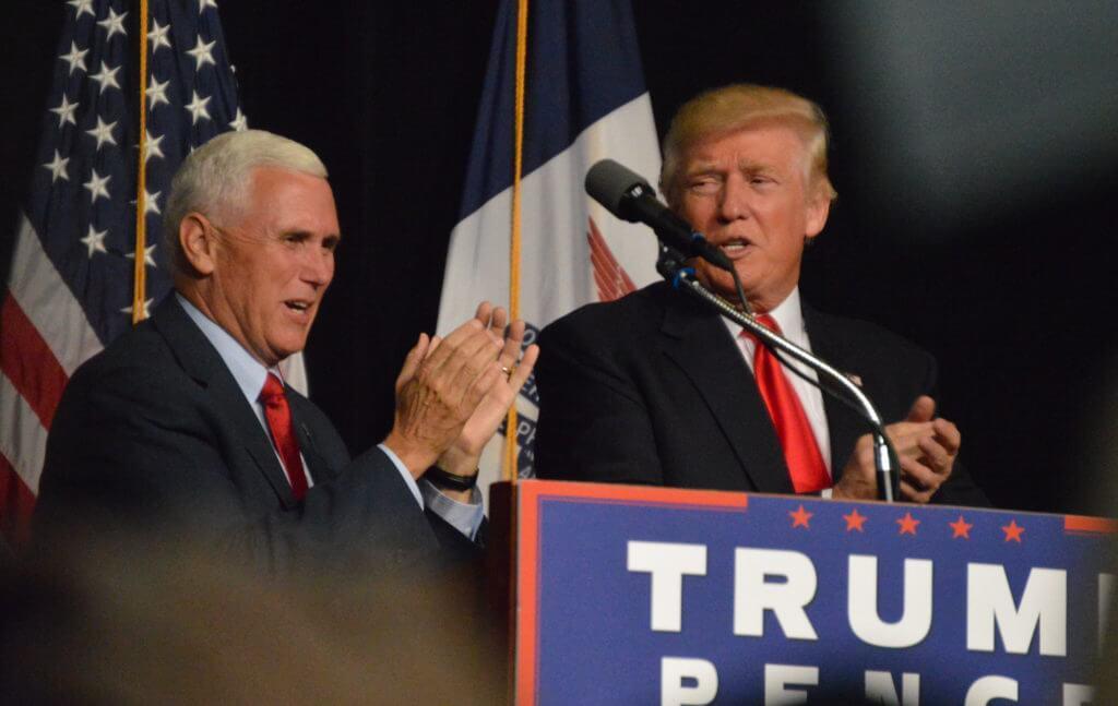 Trump Des Moines rally 2