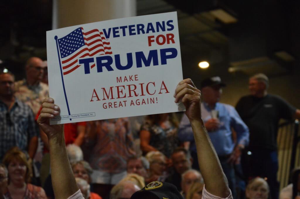 Trump Des Moines rally 3