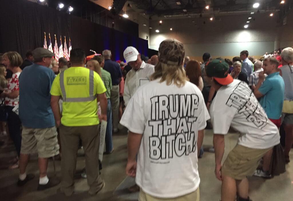 Trump Des Moines rally 4