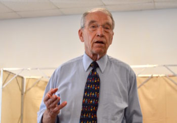 Emails Reveal Grassley Opposition To Promoting Women In Science