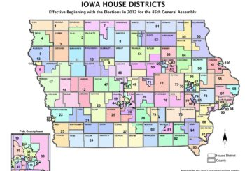The Key 2016 Iowa House Races That Will Determine The Majority