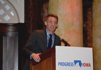 In Iowa Jason Kander Pitches Path Forward For Democrats