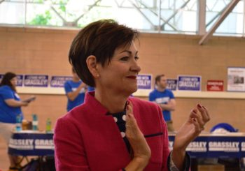 Iowa Governor Now Top Pick-Up Opportunity For Democrats