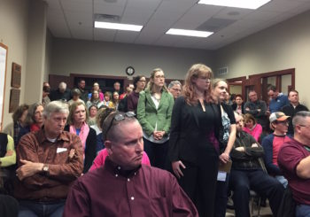 Brad Zaun Gets Grilled By Overflow Crowd Of Angry Constituents