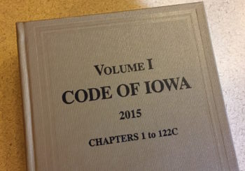 """What Iowa's """"Chapter 20"""" Is And Why It's Important To Workers: An Explainer"""