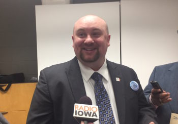 Derek Eadon Elected Iowa Democrats Chair As Party Begins To Unify