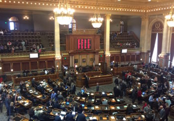 Republicans Vote To Kill Debate On Collective Bargaining In House