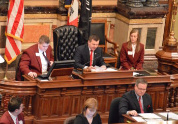 Republicans Have Brought Authoritarian Rule To Iowa Statehouse