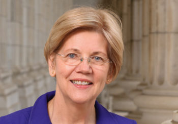 Republicans Gag Warren, Spinelessly Accept Trump's Temper Tantrums