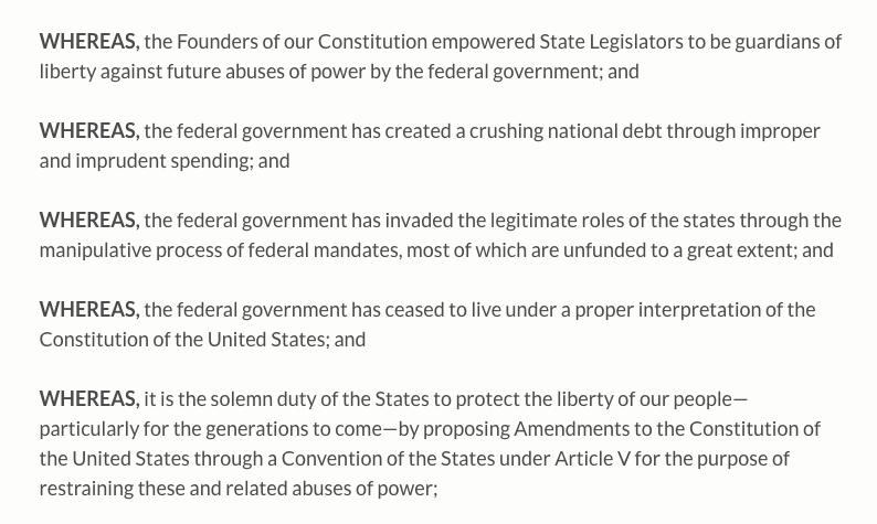 Iowa Republicans Copy And Paste Alec Constitutional Convention Bill