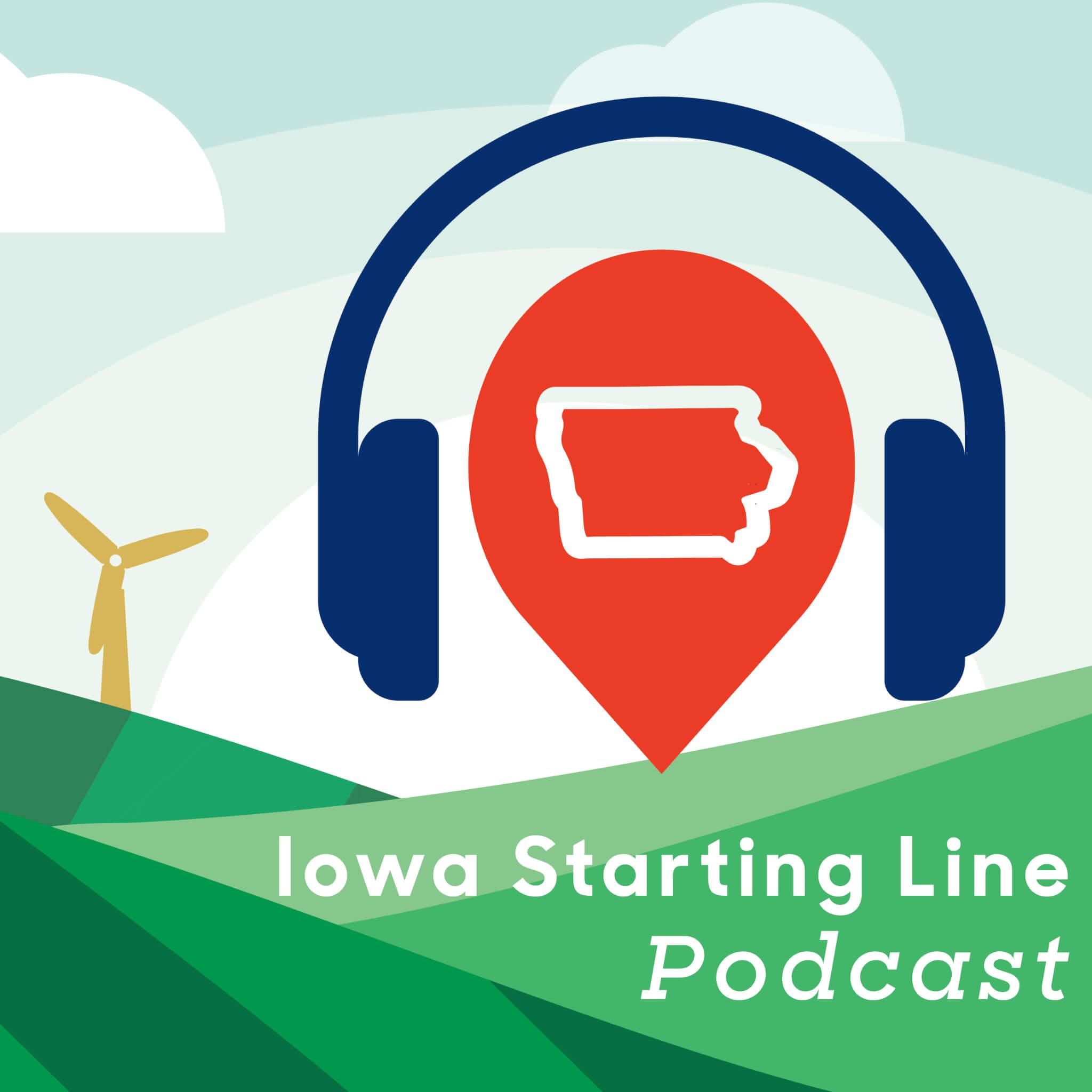 Iowa Starting Line