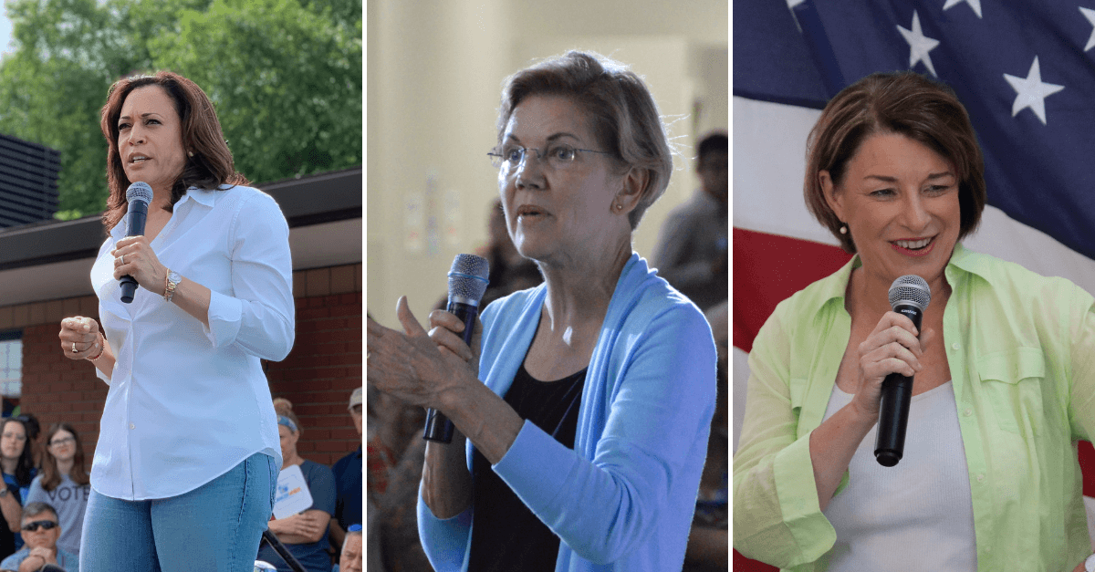 For Women Senators On The Trail, More Camaraderie Than Contention - Iowa Starting Line