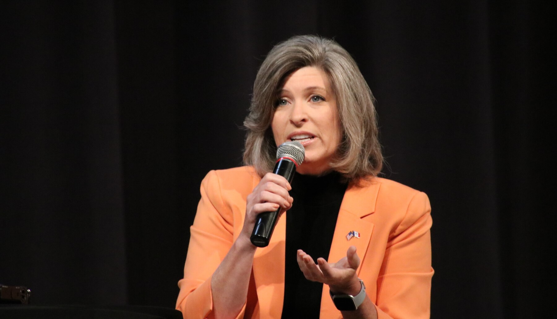 IA-Sen: Ernst Still Not Calling For Wheeler's Resignation | Iowa Starting Line