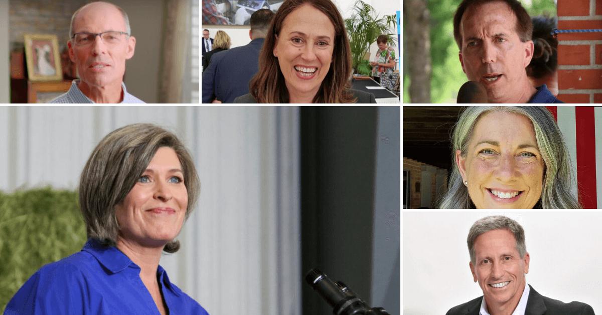 IA-Sen: Who's Running Against Joni Ernst | Iowa Starting Line