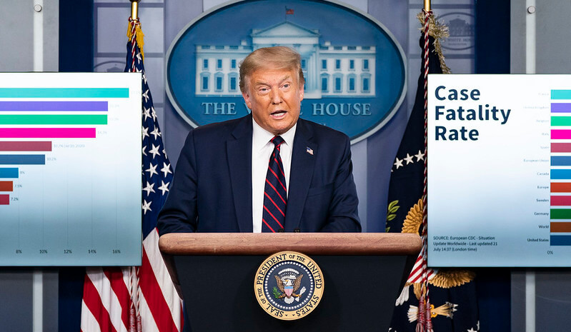 America's Leadership Failures Worsened Pandemic's Toll | Iowa Starting Line